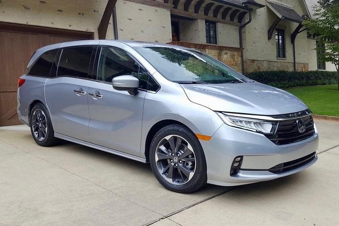 2021 Honda Odyssey Elite Review