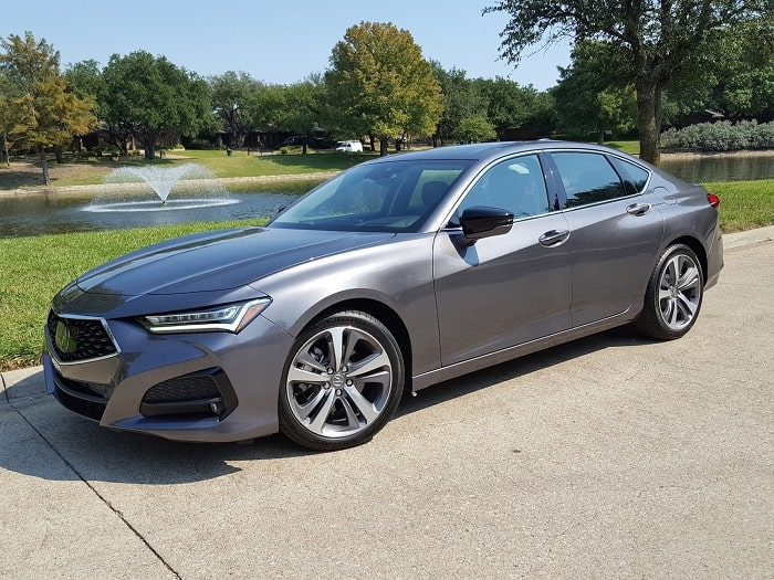 2021 Acura TLX Advance SH-AWD Review