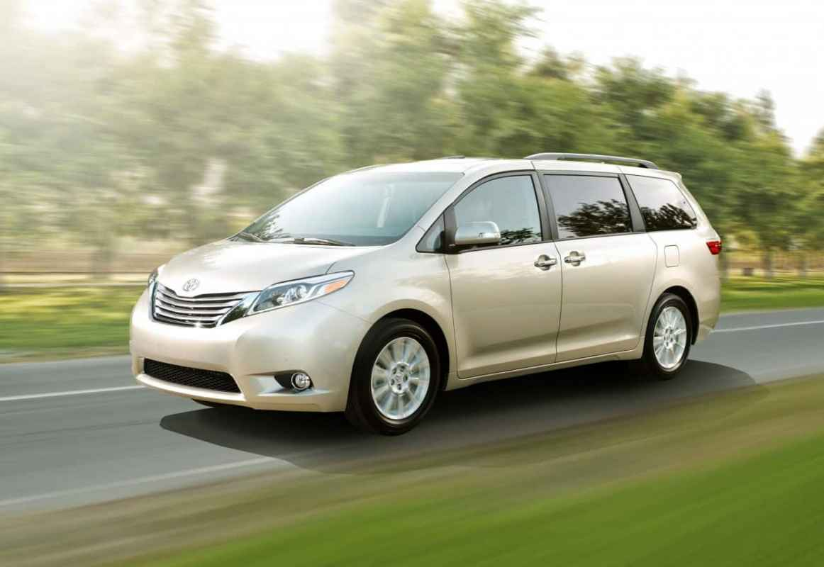 Test Drive: 2015 Toyota Sienna XLE Review