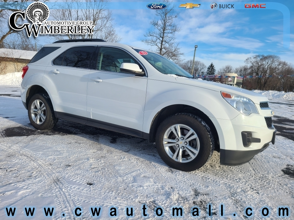 2016 Chevrolet Equinox FWD 4dr LT, G6101019, Photo 1