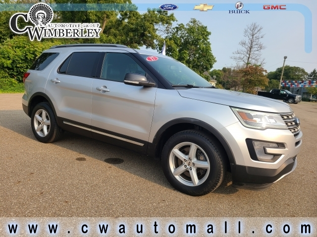 2017 Ford Explorer XLT 4WD, HGC18950, Photo 1