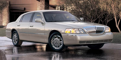 2006 Lincoln Town Car Designer, 2857, Photo 1