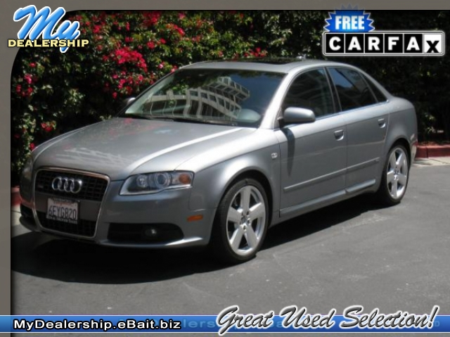 2009 Audi A4 4-door Sedan Auto 2.0T quattro Prem Plus, , Photo 1