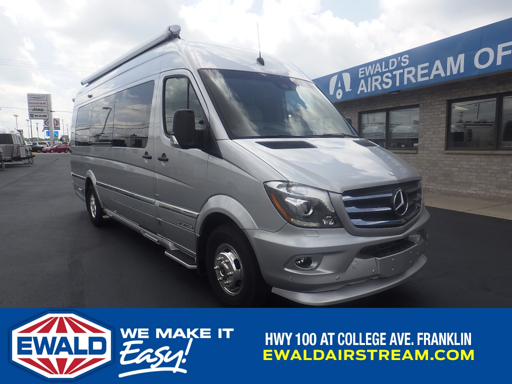 2019 Airstream Interstate Lounge EXT, AT19009, Photo 1