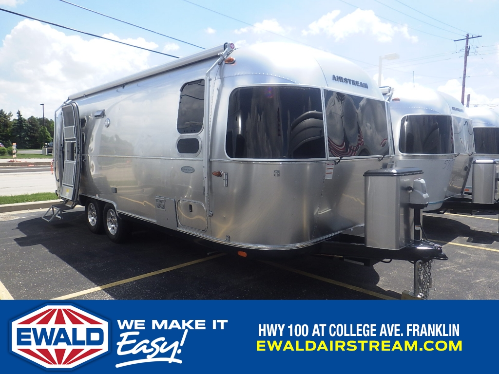 2018 Airstream Sport 16RB, AT44088, Photo 1