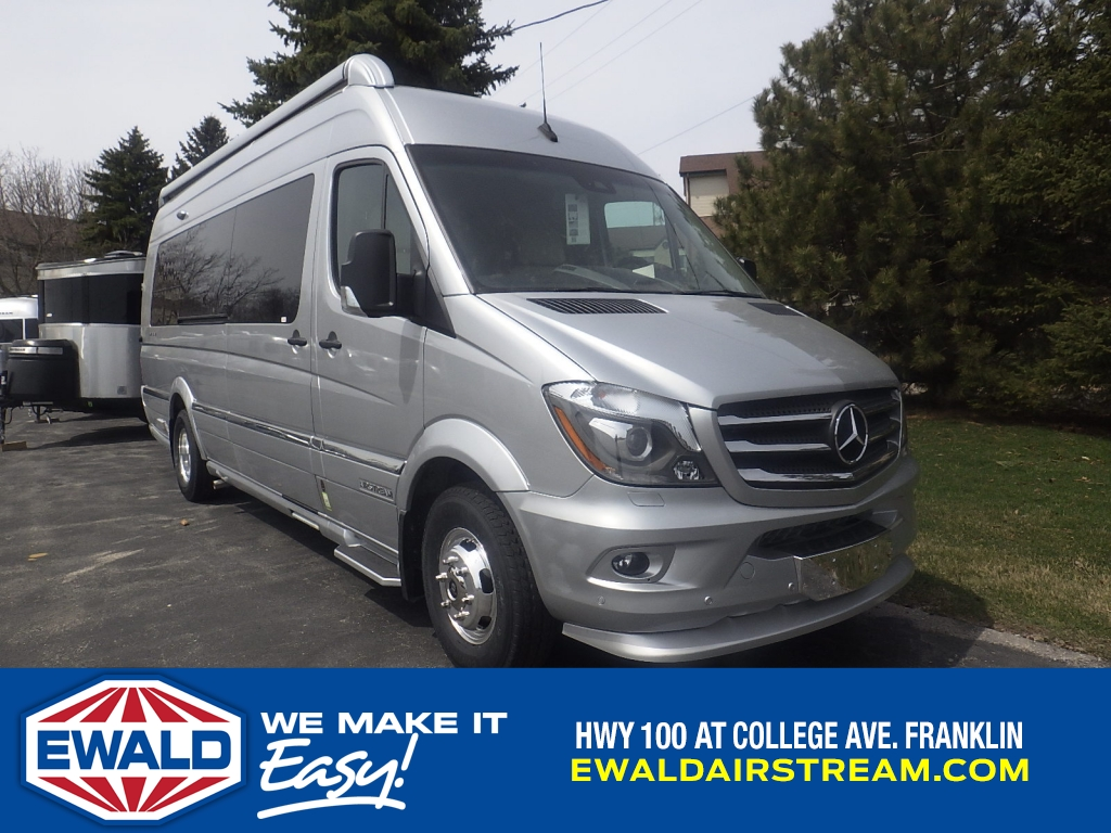 2018 Airstream Interstate Grand Tour EXT Twin, AT18021, Photo 1