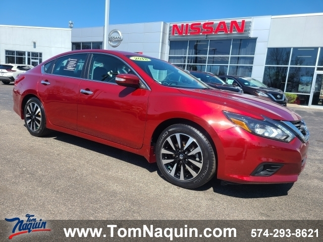 2018 Nissan Sentra SV CVT FWD , 13229, Photo 1