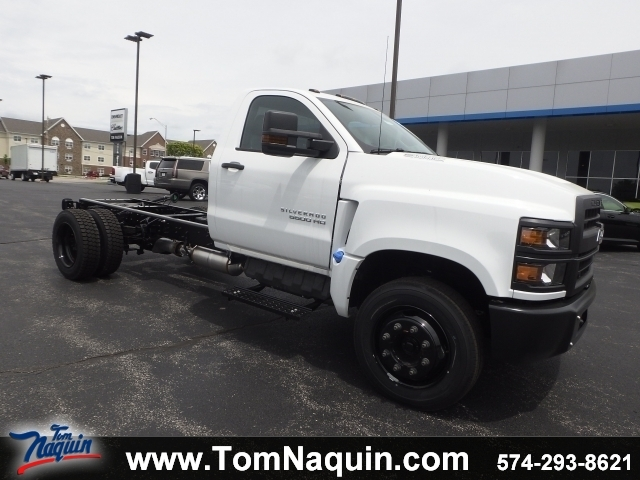 2020 Chevrolet Silverado MD RWD Reg Cab Work Truck, T9357, Photo 1