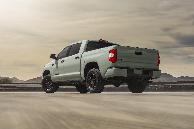 2021 Toyota Tundra TRD pro.