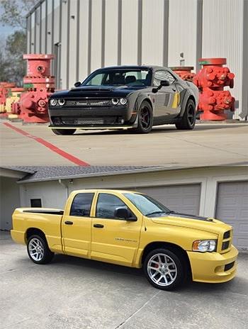 Challenger & Ram
