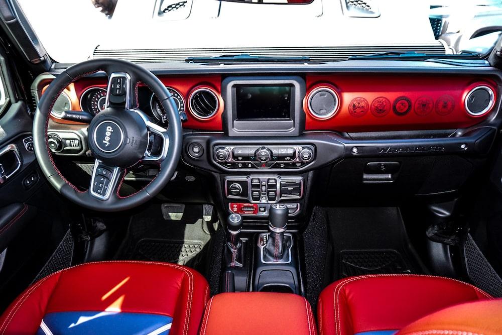 Barrett-Jackson Auctions Charity Jeep Wrangler Rubicon Next Week CarProUSA