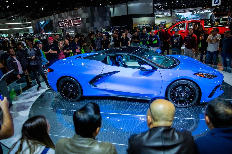 2019 LA Auto Show.