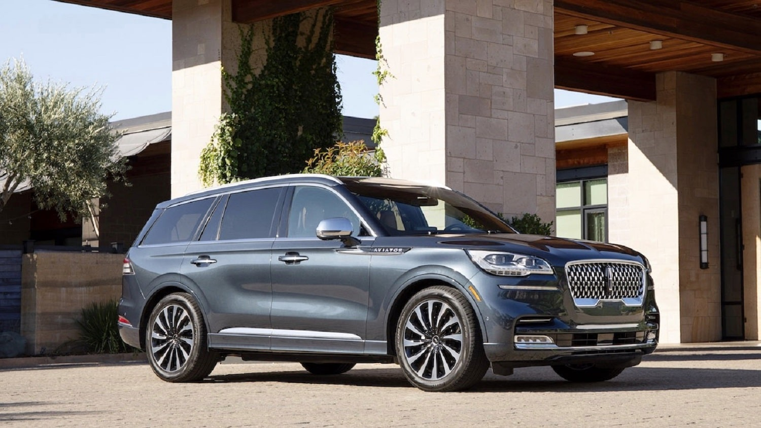2020 LINCOLN AVIATOR GRAND TOURING PLUG-IN HYBRID