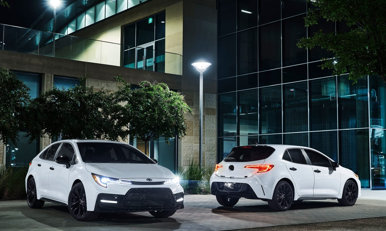 new 2020 toyota corolla nightshade special editions carprousa new 2020 toyota corolla nightshade