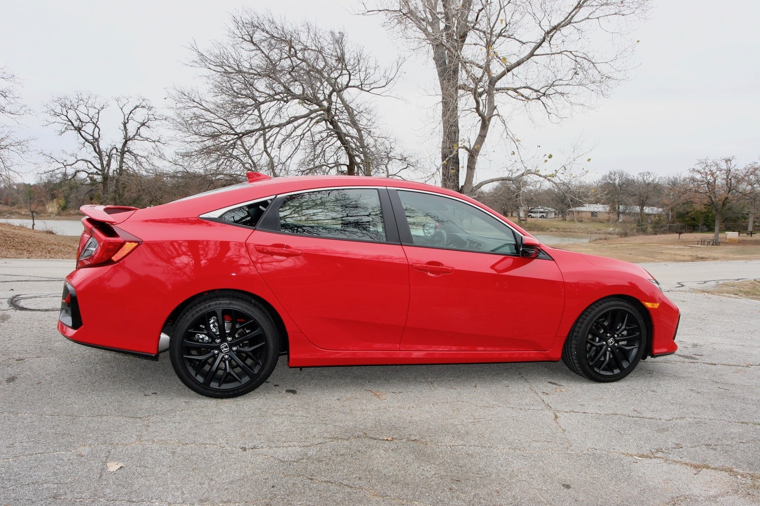 2020 Honda Civic Si Hpt Sedan Review Carprousa