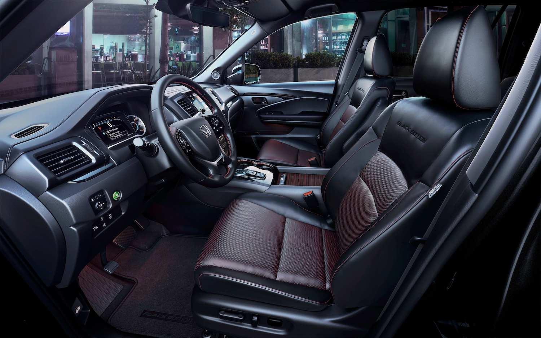 Range Topping 2020 Honda Pilot Black Edition Debuts Carprousa