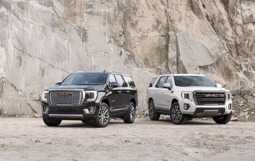 All New 2021 Gmc Yukon Debuts Carprousa