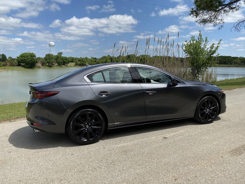 2021 Mazda3 2.5 Turbo AWD Premium Plus