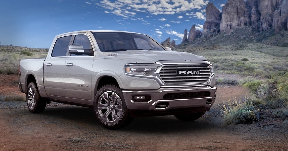 2021 Ram 1500 10th Anniversary Limited Longhorn Edition