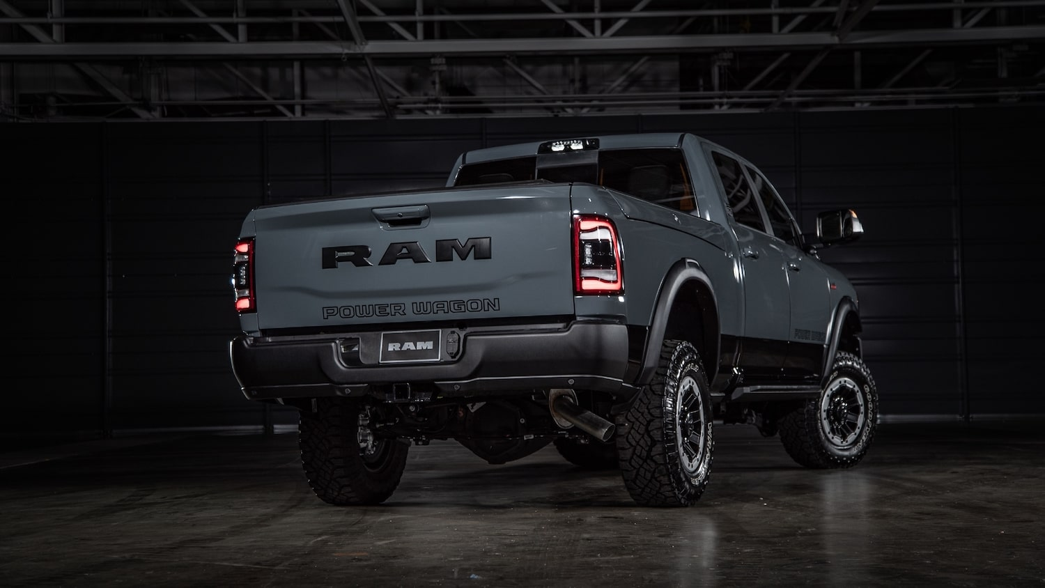 75th Anniversary Edition Ram Power Wagon.