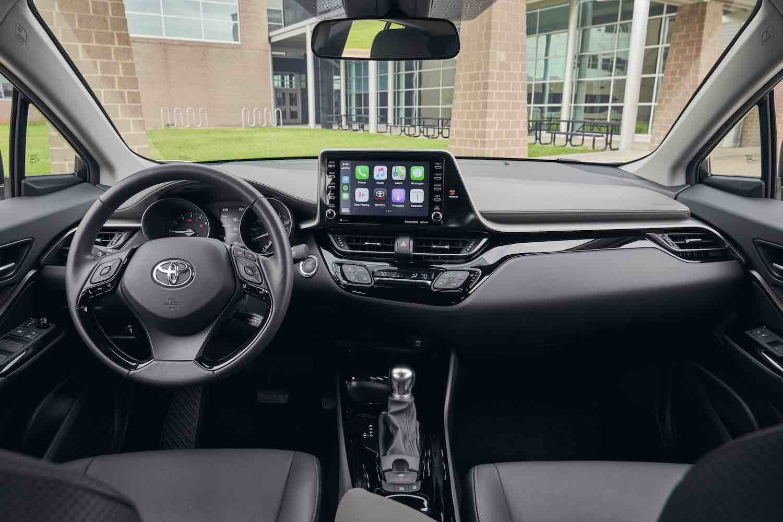 2021 Toyota C-HR Limited Edition.