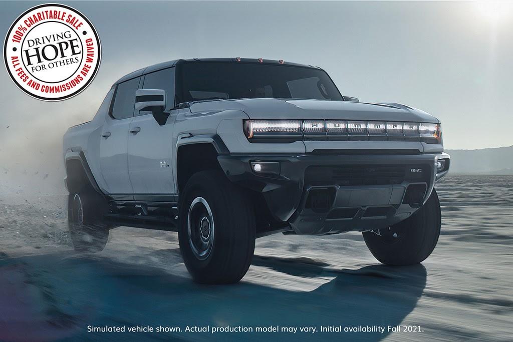 2021 GMC Hummer