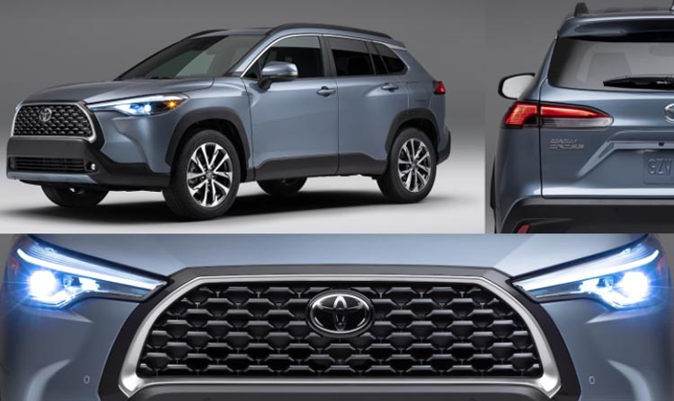 Toyota Unveils New 2022 Models