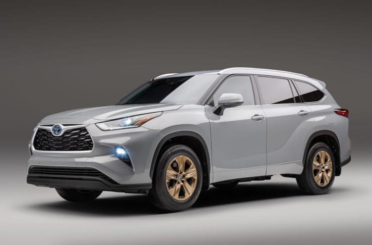 2022 Toyota Highlander Bronze Edition