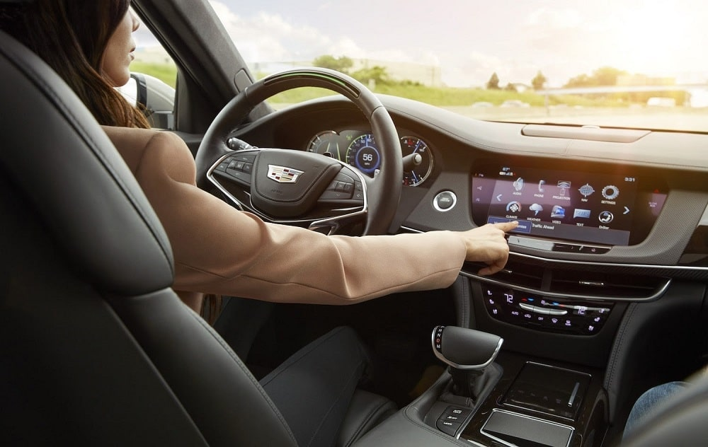 Cadillac safety technology