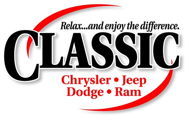 Classic Chrysler Dodge Jeep Ram of Denton Logo