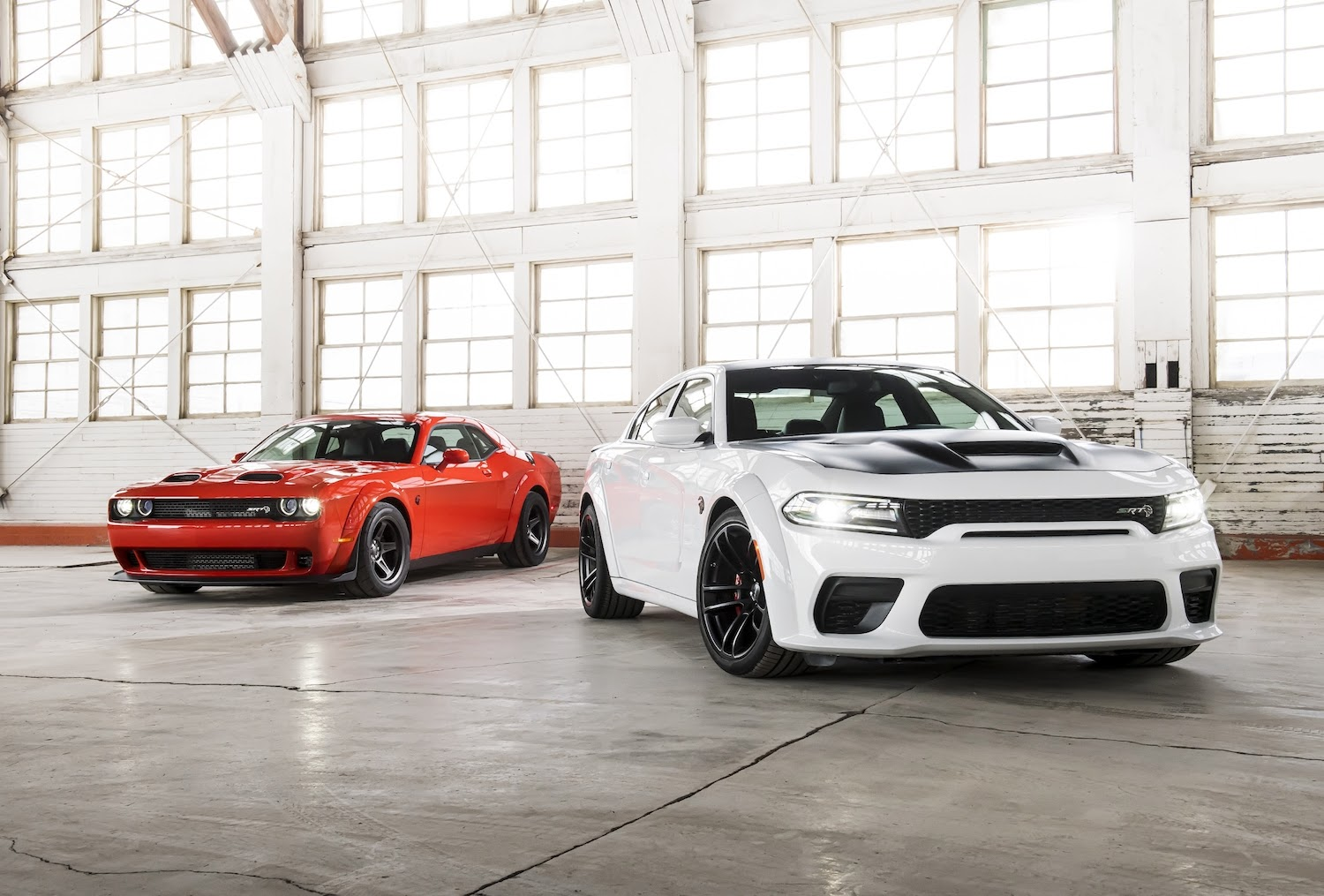 Dodge Charger & Challenger