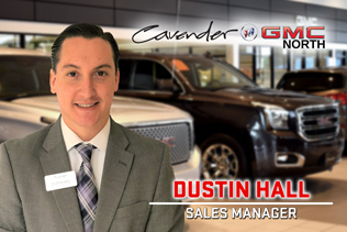 Cavender Buick GMC North Logo