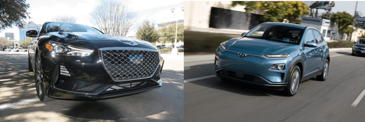 Genesis & Hyundai
