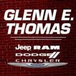 Glenn E. Thomas Chrysler Dodge Jeep Ram Logo