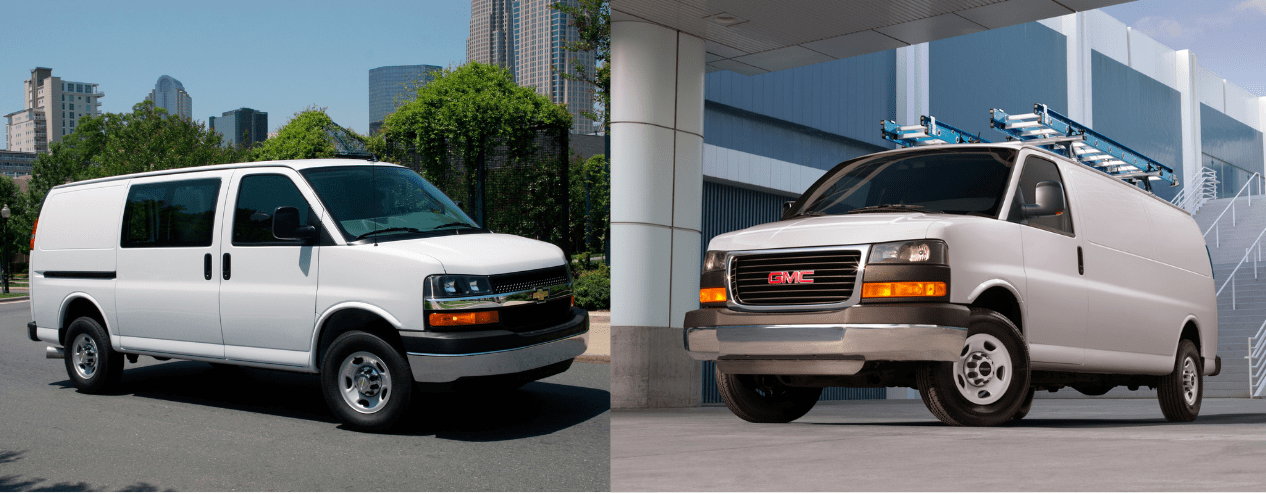 GM Vans