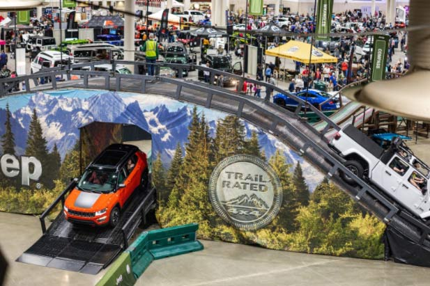 Houston Summer Auto Show Runs May 19-23rd