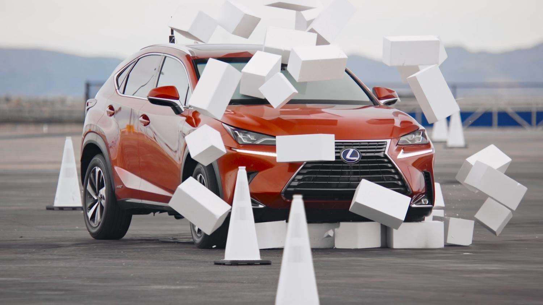 Lexus Distracted Driving