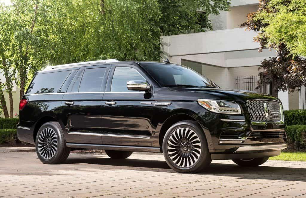 2018 Navigator Black Label L Is Lincoln S Nearly 100 000 Suv Carprousa