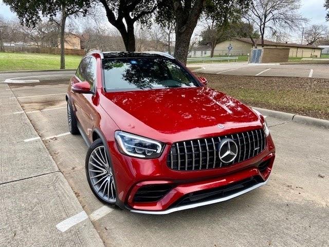 2021 Mercedes-Benz AMG GLA