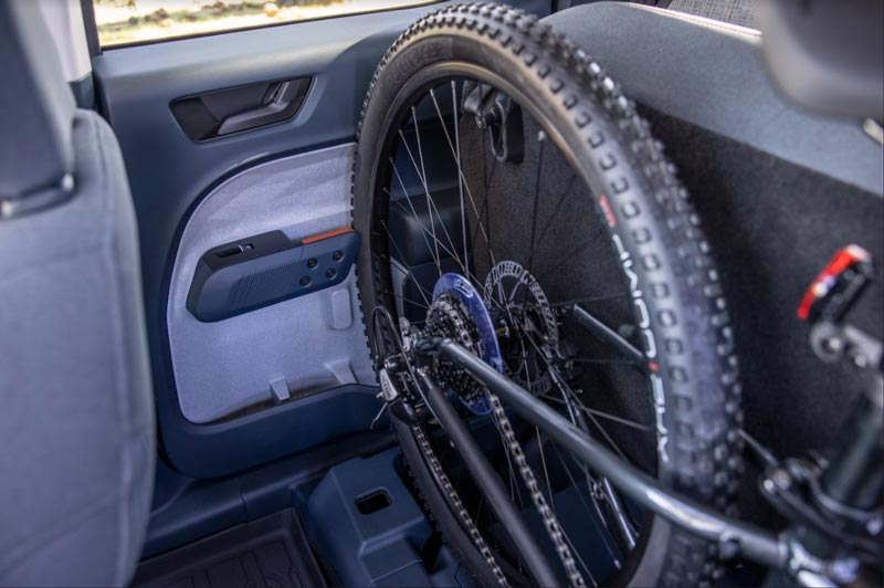 New 2022 Ford Maverick Hybrid Pickup