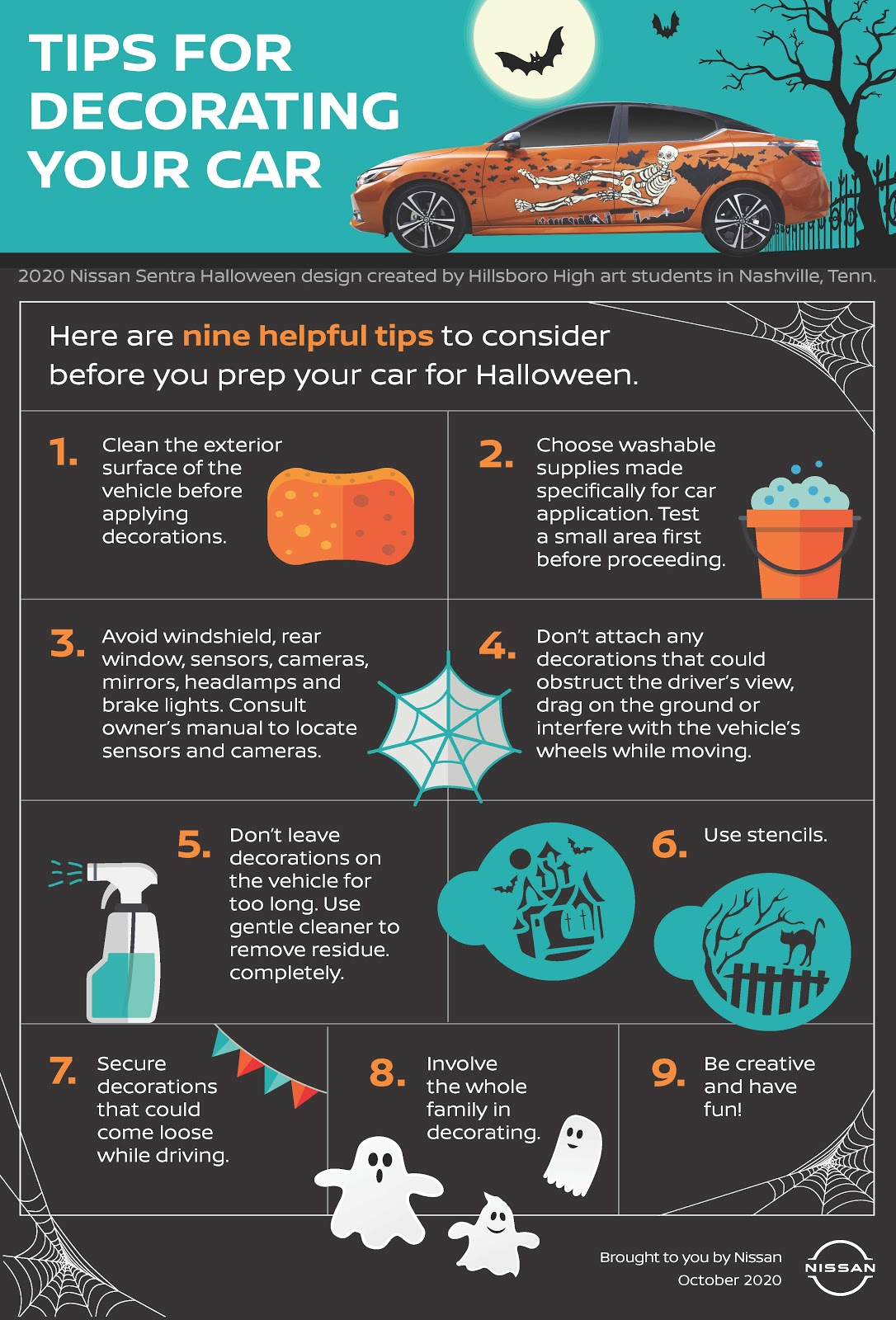Tips for Decorating Your Car