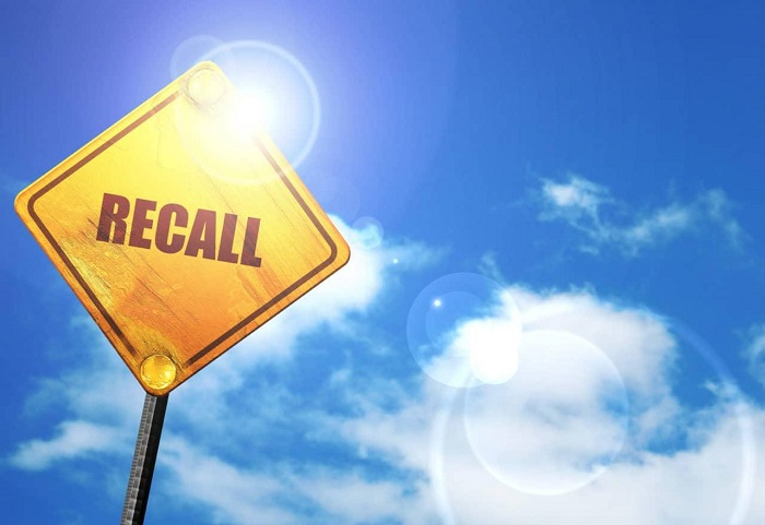 This week's recalls