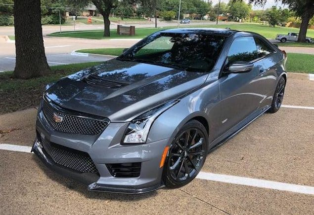 The 2019 Cadillac Ats V Coupe Packs Solid Power And Premium Luxuries Carprousa