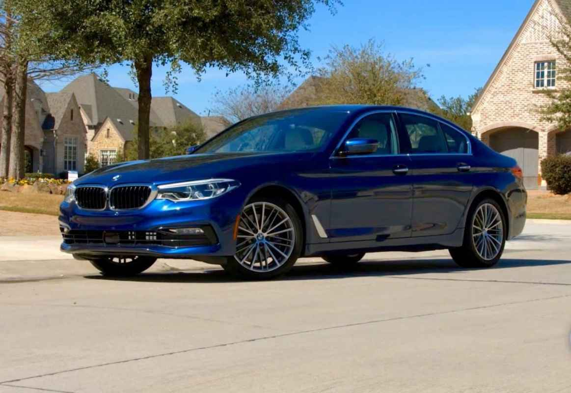 2017 Bmw 530i Test Drive And Review Carprousa