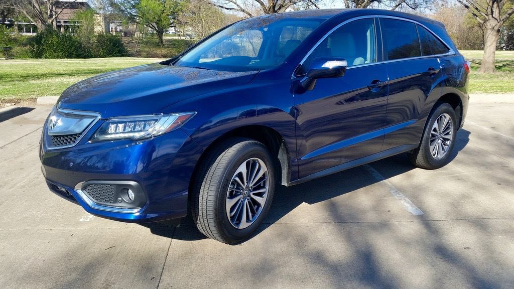 2017 Acura Rdx Test Drive Carprousa