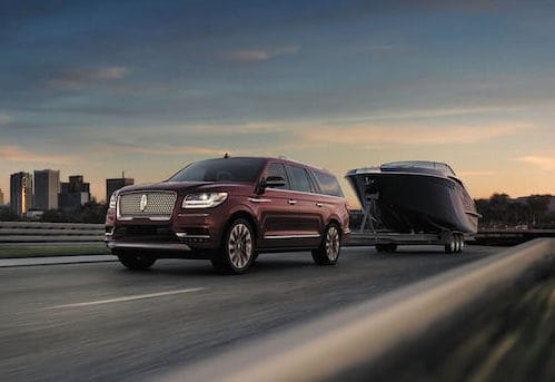 The 2018 Lincoln Navigator Black Label Is As Posh As It Sounds Photo Gallery