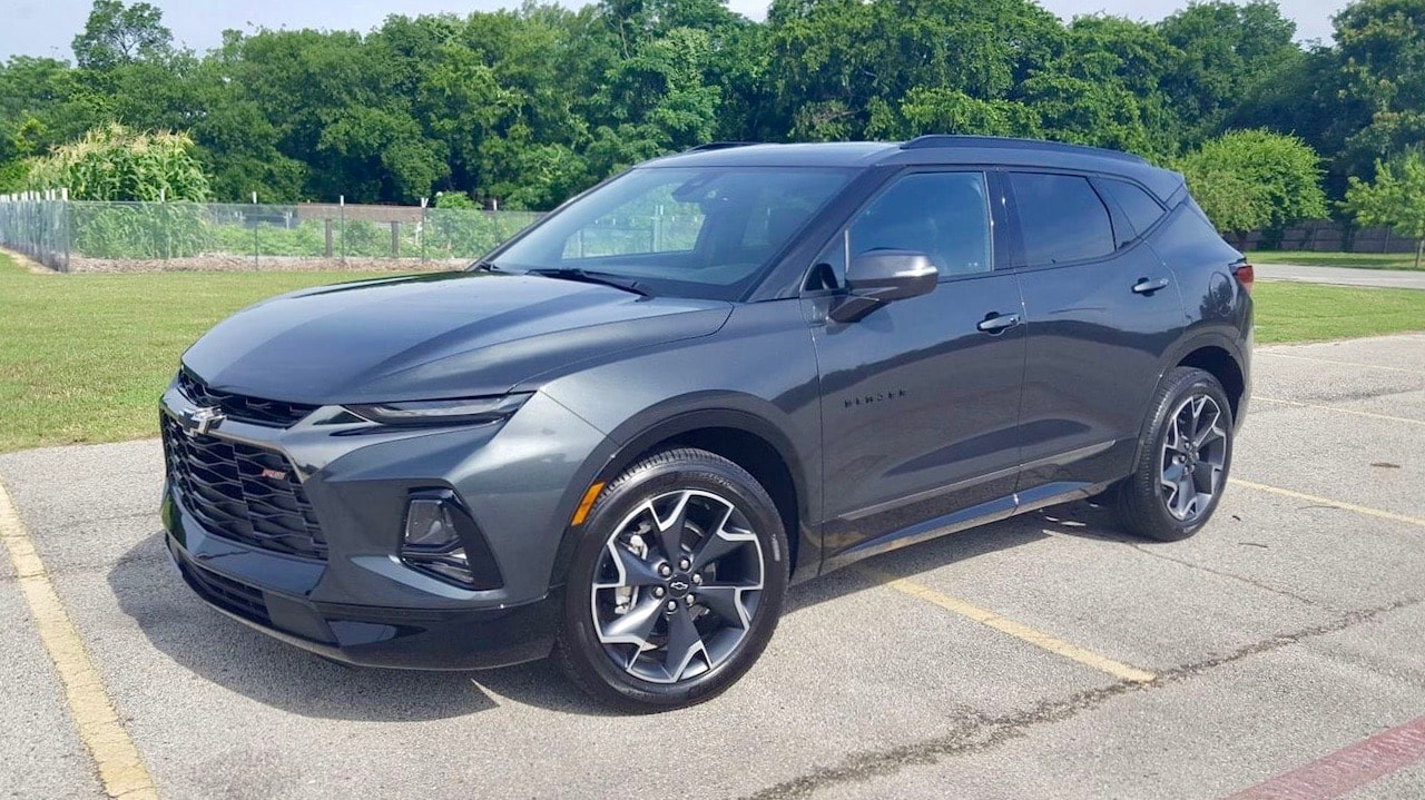 2019 Chevrolet Blazer RS AWD Review Photo Gallery