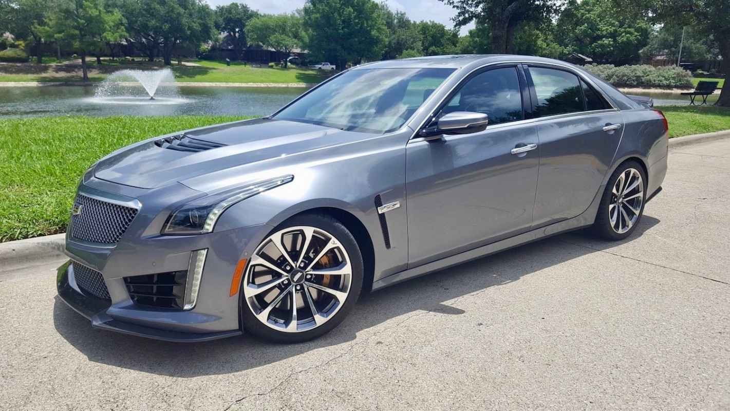 2020 Cadillac Cts V Review and Release date