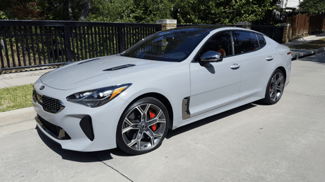 2019 Kia Stinger Gt2 Review Carprousa