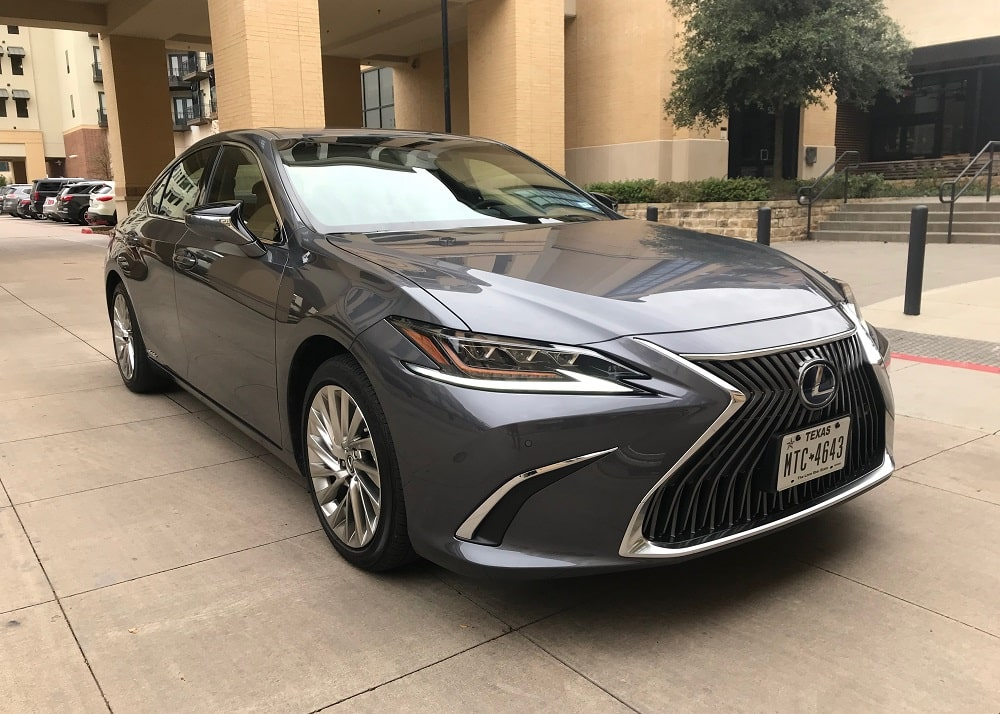 2020 Lexus Es 300h Ultra Luxury Review Carprousa